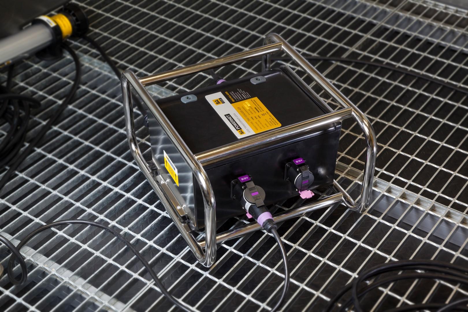 SA Equipment PNEL110-15-CEAG Extension Lead 15m 110v 6Kg