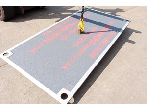 Forced Air Propane Heater >> Road Plates | Speedy Services