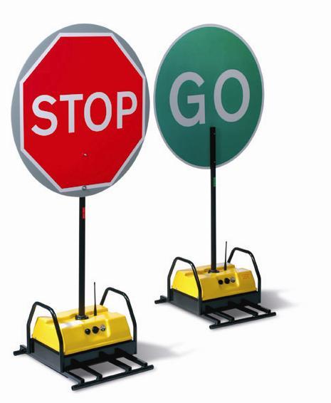 Stop / Go Board Automatic