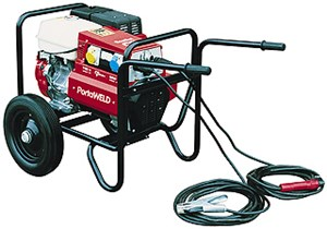Welder / Generator Petrol 200a