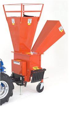 Chipper / Shredder Petrol 6.5Hp