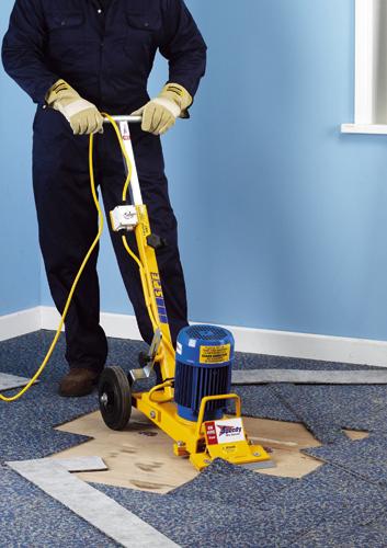 Floor Tile Stripper 110v