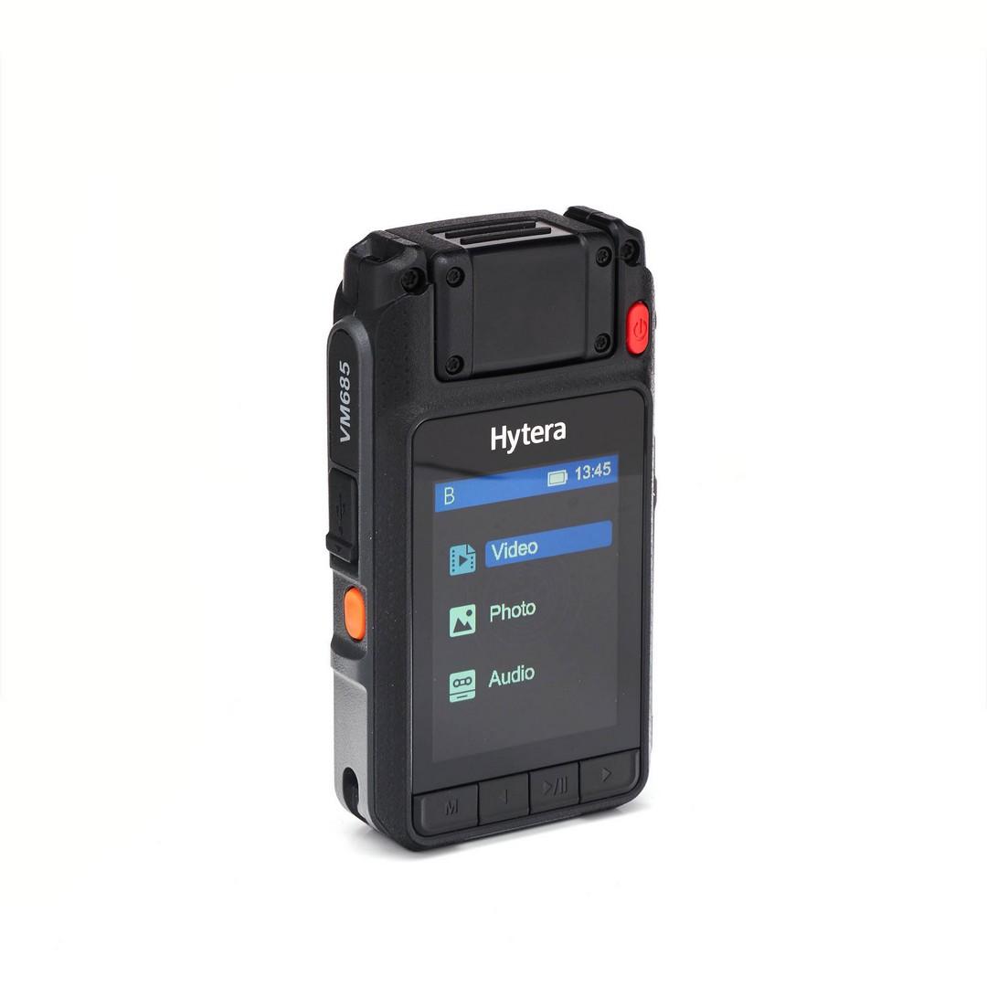 Hytera - Remote Video Speaker Microphone (RVM)