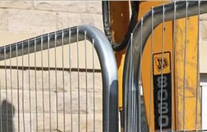 Fence Panel Standard Anti-Climb 3.5m x 2m
