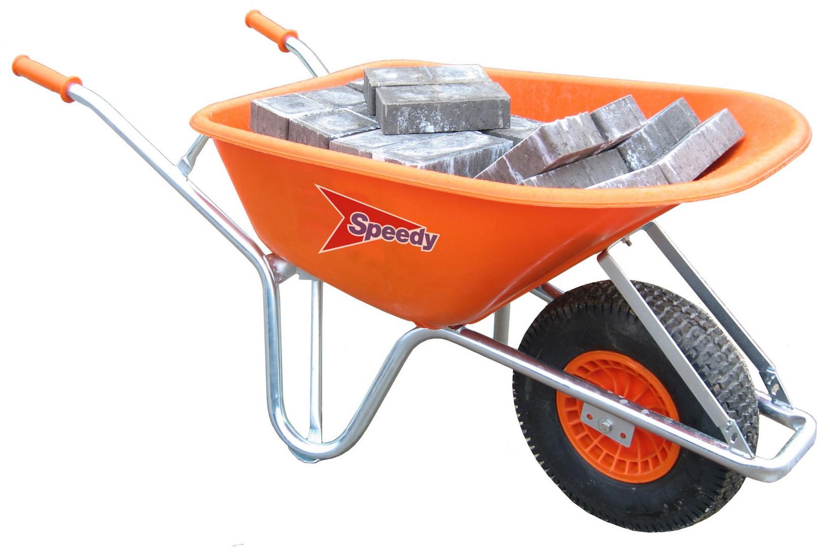 Warrior Wheelbarrow