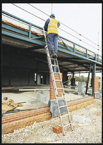 Heavy Duty Extension Ladder - T7.9m