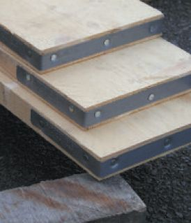 Scaffold Board Timber - 2.4m (8ft)