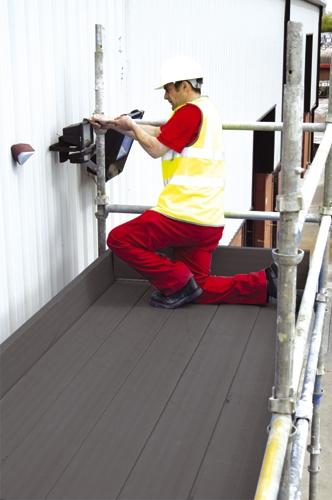 Scaffold Board - GRP - 2.4m (8ft)