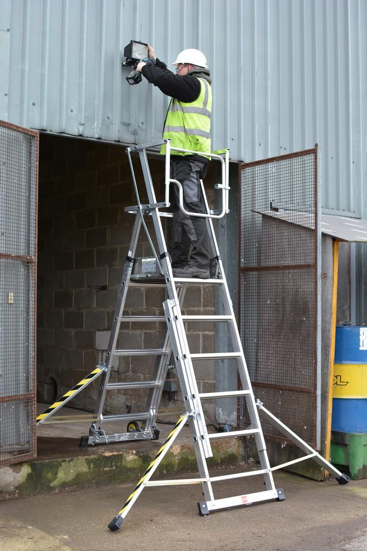 Teleguard Ladder