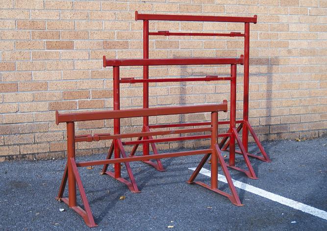 Steel Trestles / Bandstands Size 3 - 1.68m