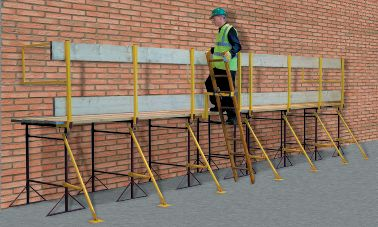 Trestle Handrail System - per-metre