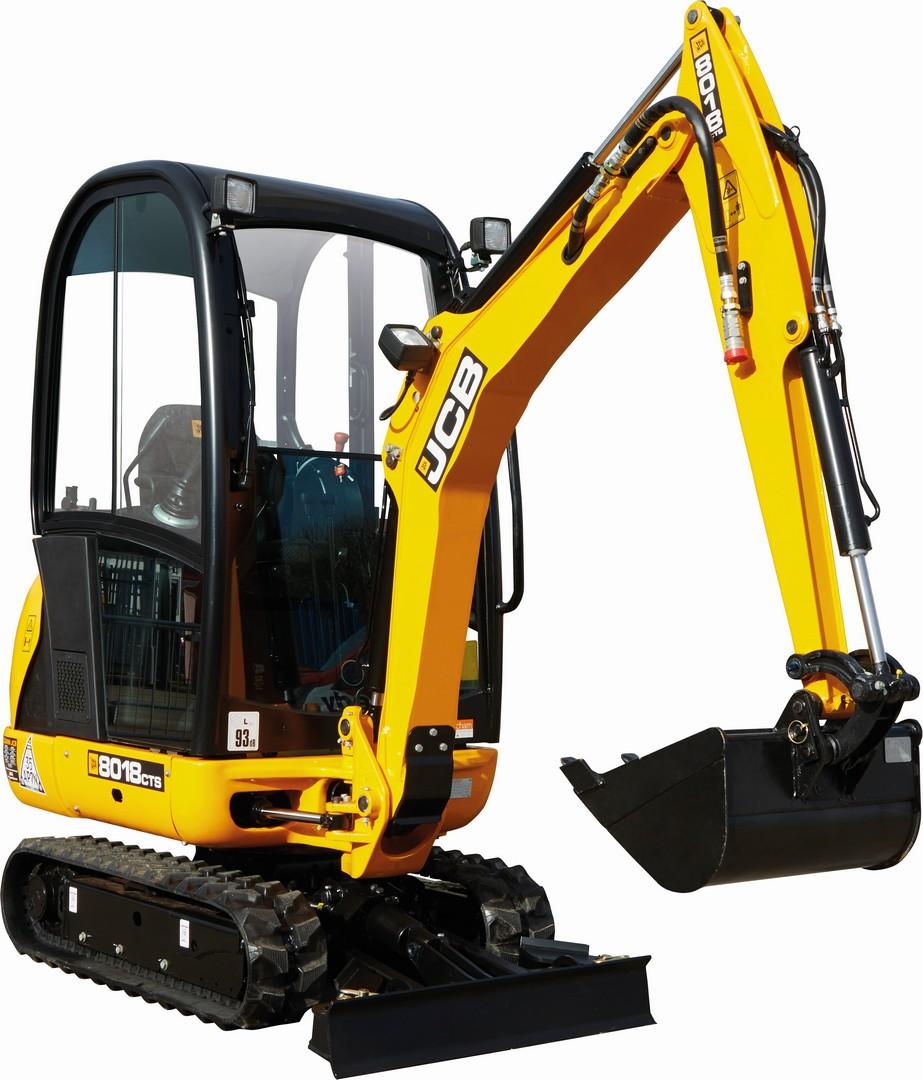 Mini Excavator - Utility - 1.5t