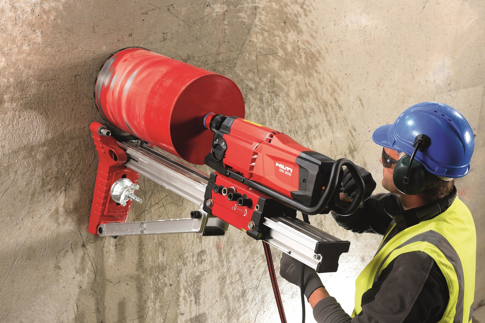 Hilti DD 200 Diamond Coring Drill 110v 13.9kg
