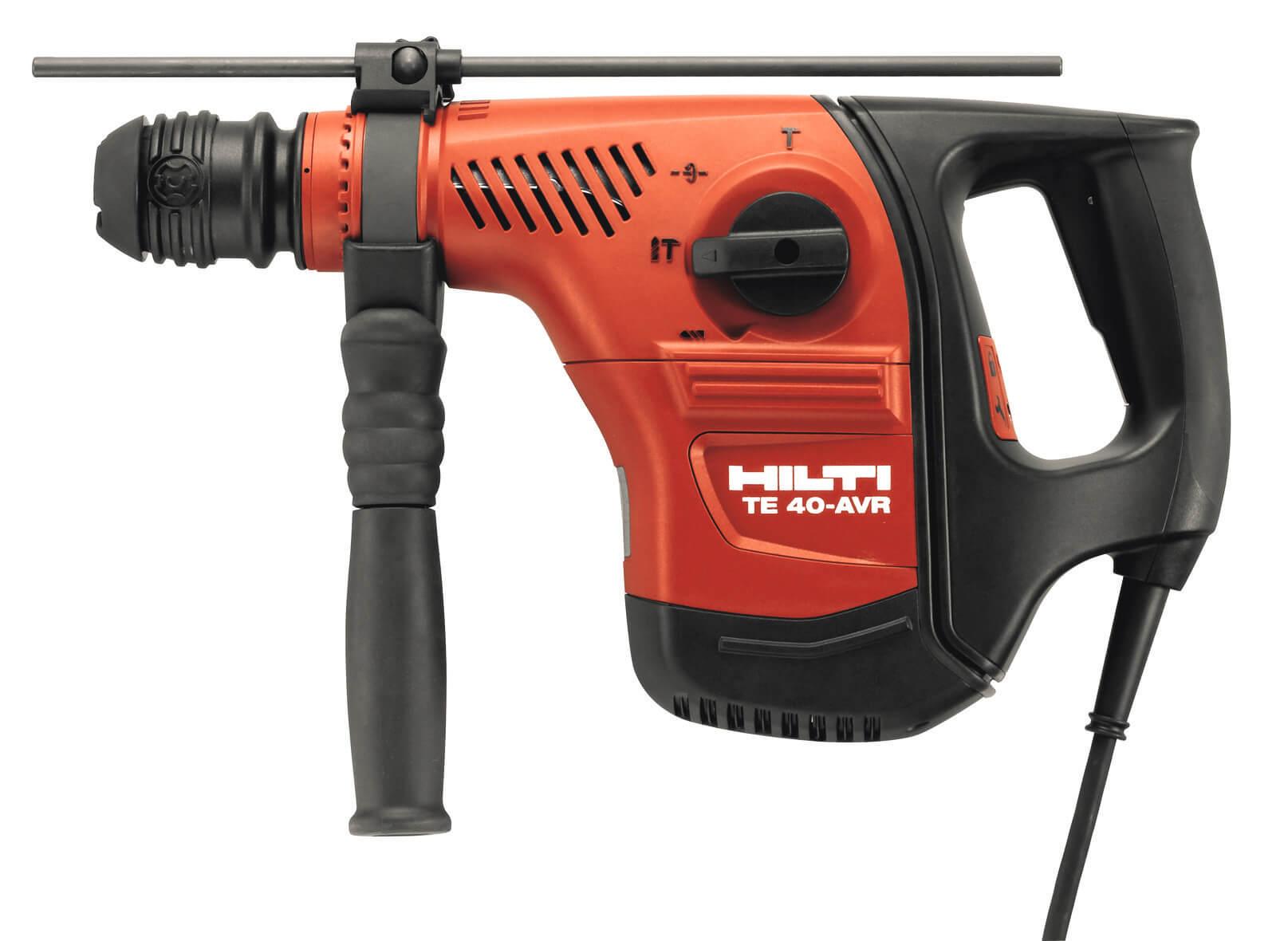 Hilti TE 40-AVR Rotary Hammer Drill SDS+ 110v 5.6Kg
