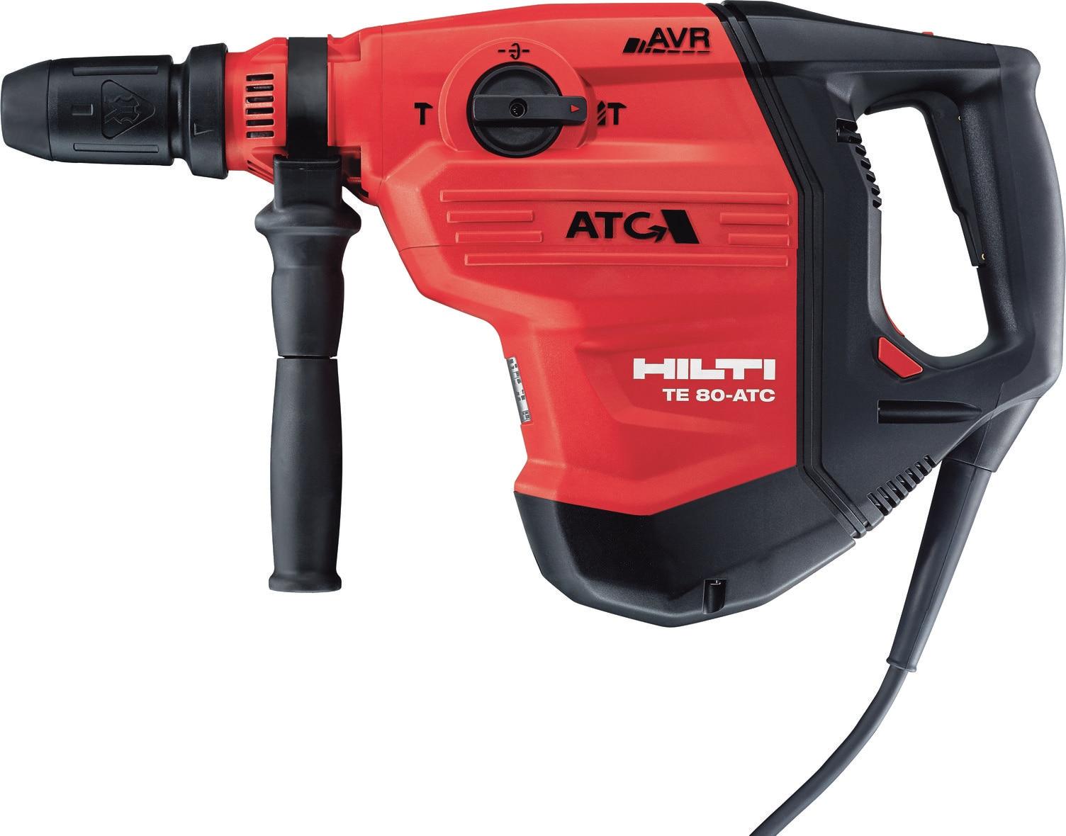 Hilti TE 80-ATC/AVR Combination Hammer