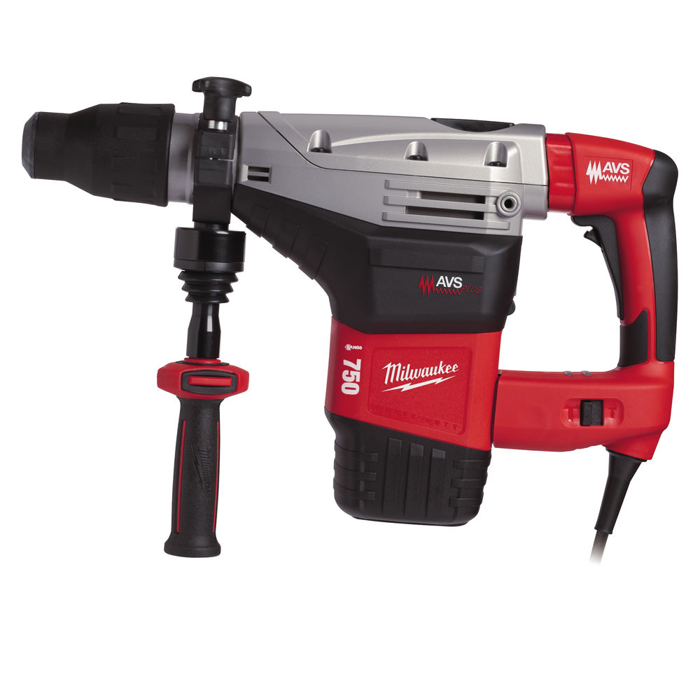 Milwaukee 750S SDS Max Combination Hammer