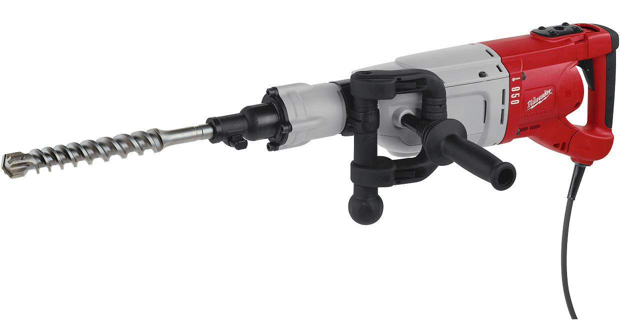 Milwaukee 950S SDS Max Combination Hammer