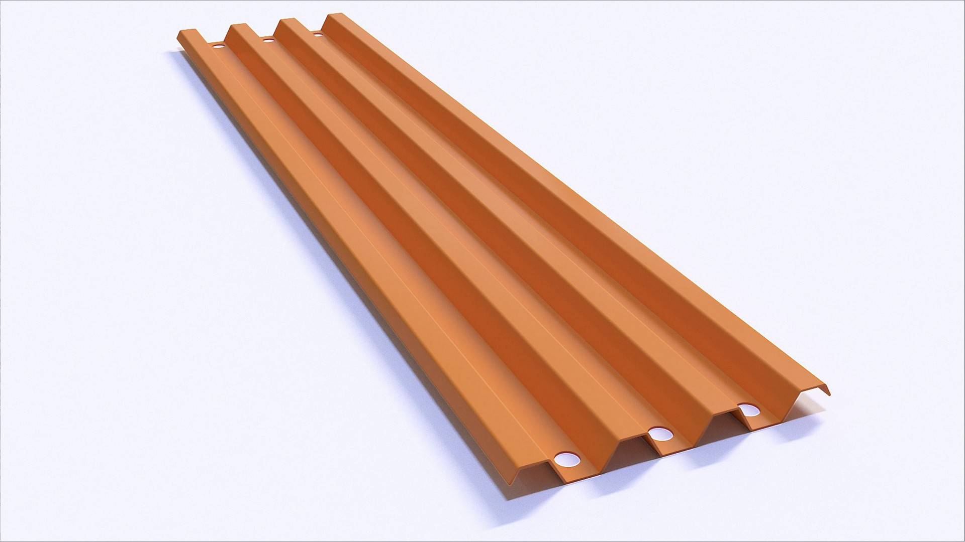EZE-Shor Corrugated Board 2.52m