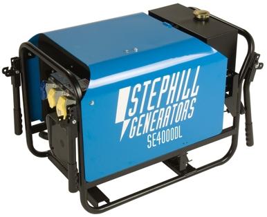 Silenced Generator Diesel 4kva