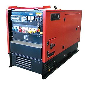 Generator Diesel Silent 30kva Multi-Volt