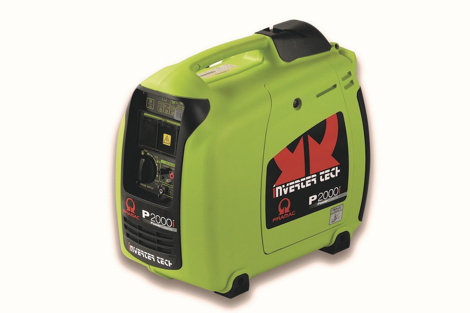 P2000i Portable Generator