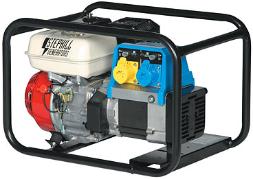 Generator Petrol 3.4kva
