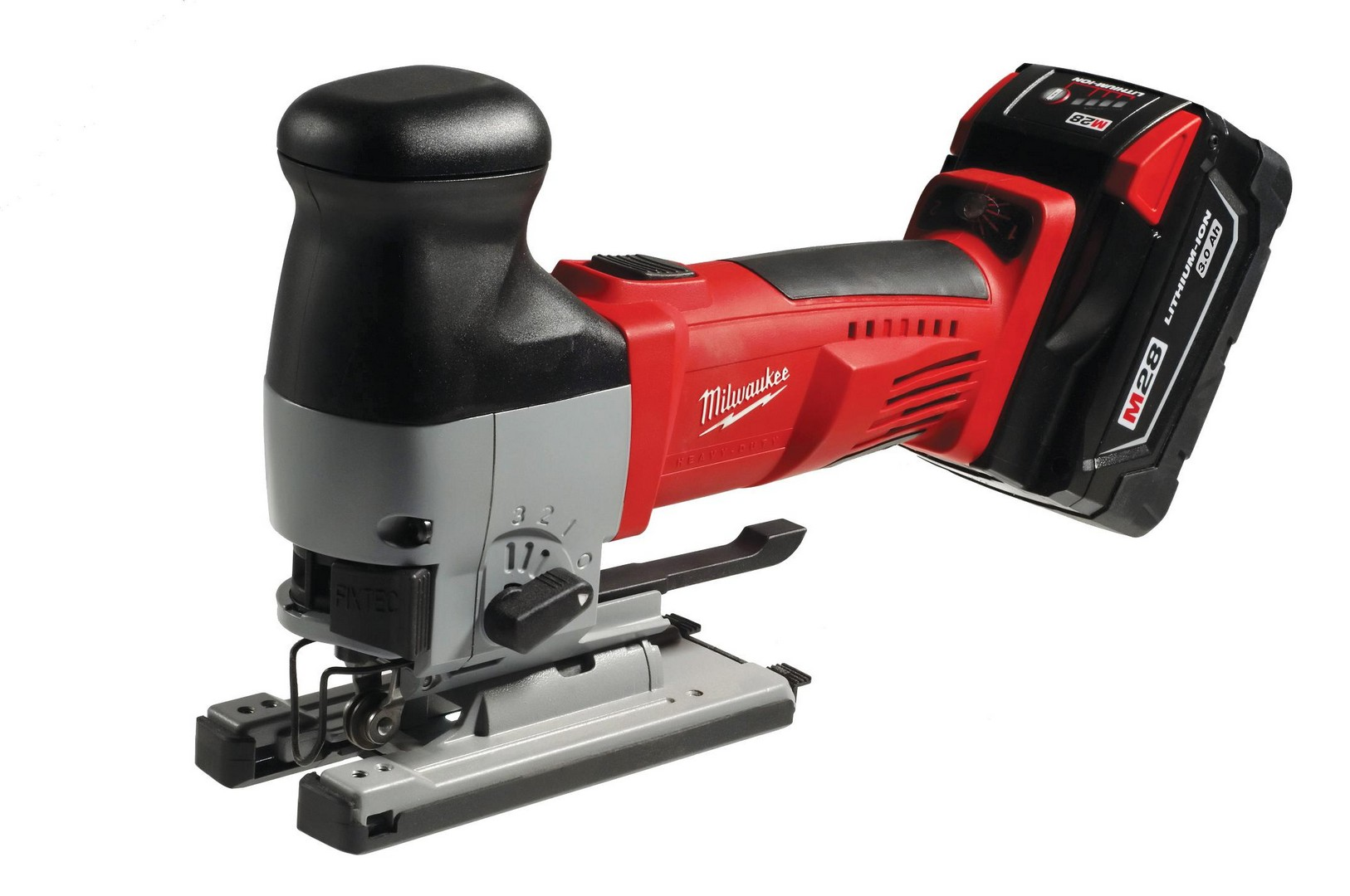 MILWAUKEE HD28JSB-32C HEAVY DUTY CORDLESS JIGSAW