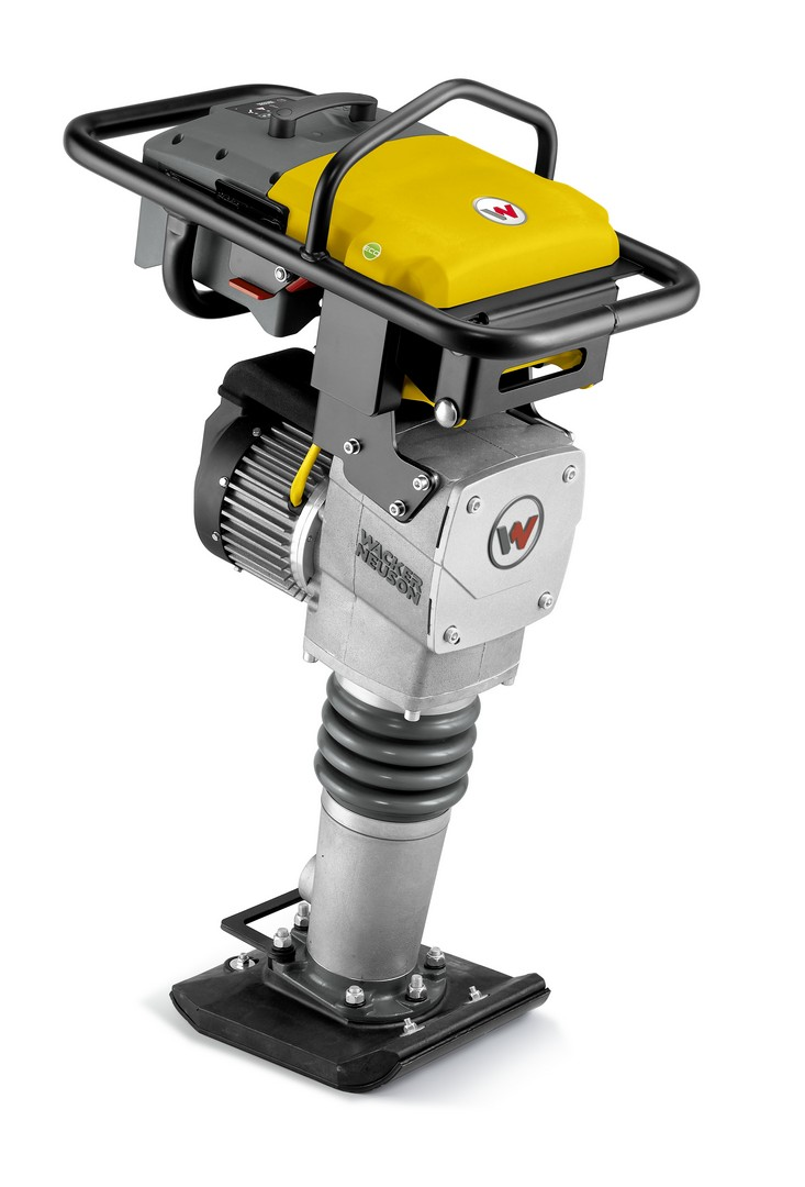 WACKER NEUSON AS50 280MM TRENCH RAMMER BATTERY 51V 63.5KG
