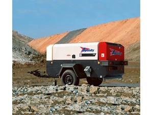 19 0070 H Silenced Road Compressor Diesel Twin Tool