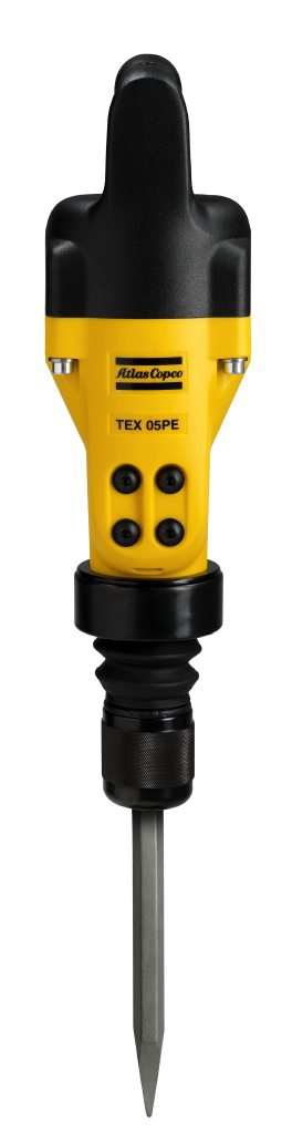Rock Drill Atlas Copco TEX 05PE