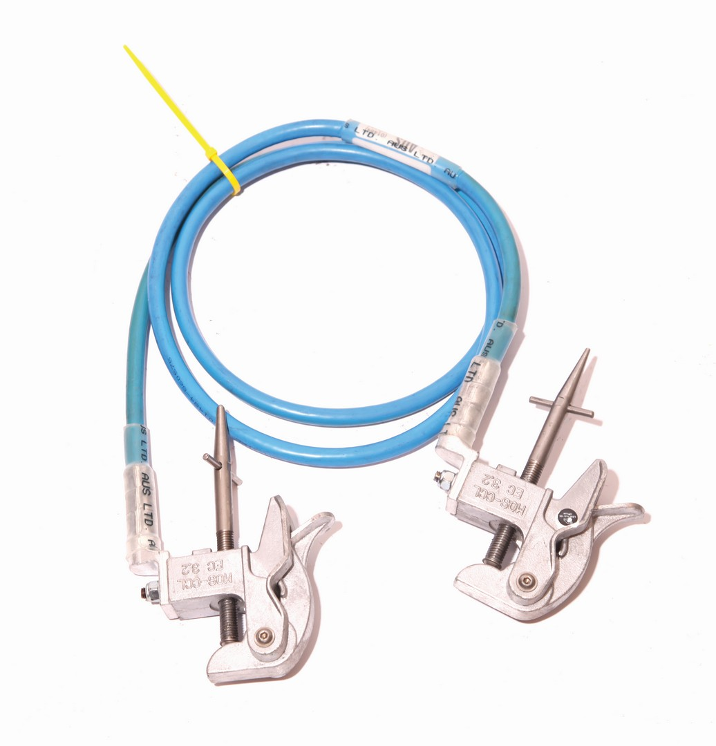 Blue 2m Jumper Cable