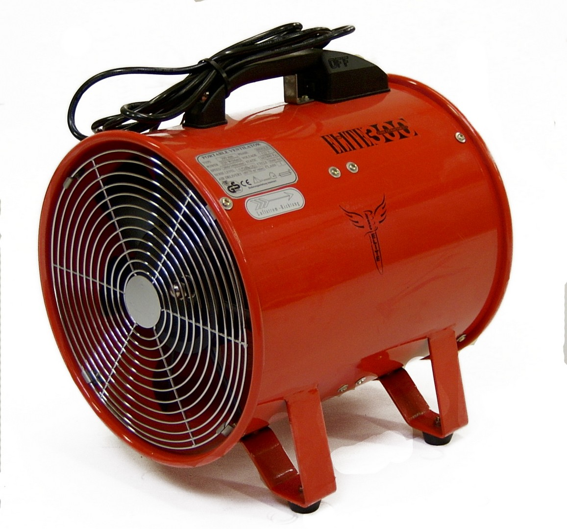 Fume Extractor - Electric - 300mm (12in)