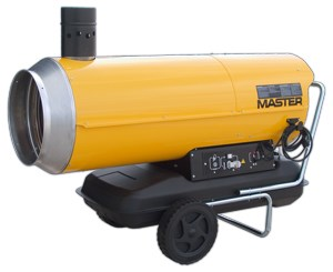 Diesel Indirect Heater 160000 BTU