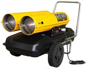 Master Twin Diesel Heater