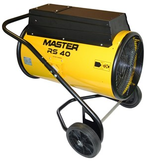Master 3Phse Electric Heater