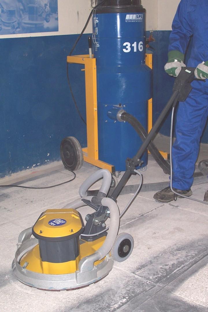 Floor Scarifier 110v
