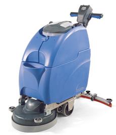 Floor Scrubber / Dryer Heavy Duty Battery