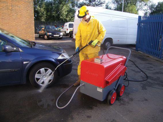 Steam Cleaner 240v