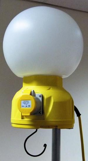 Globe Light 110v