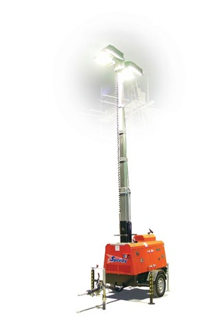 VT1 Lighting Tower 9m