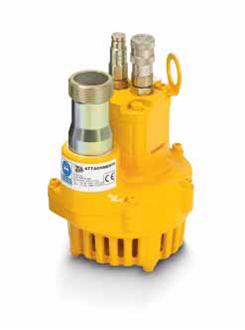 Hydraulic Submersible Pump 50mm (2in)