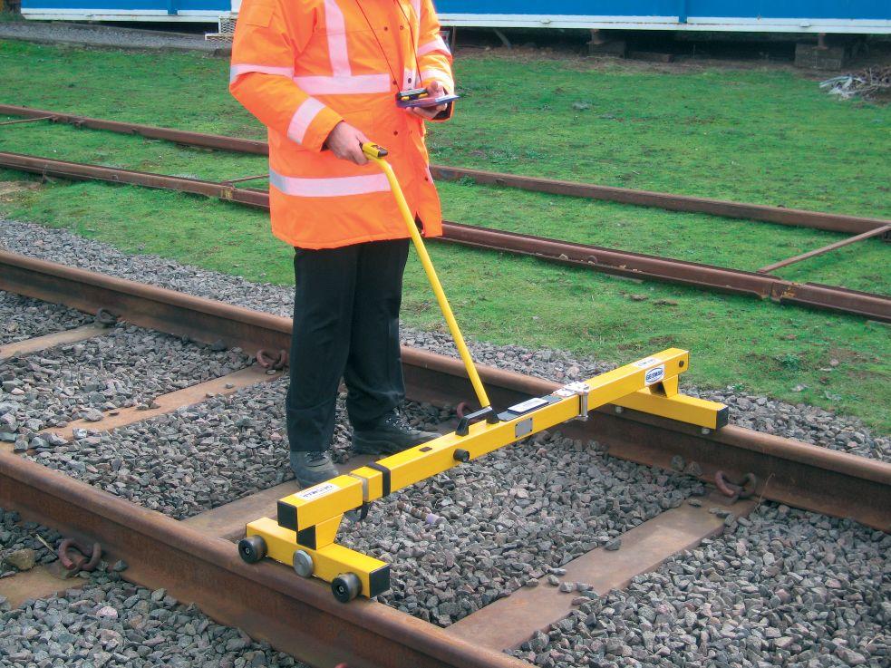 Amber Data Logging Trolley