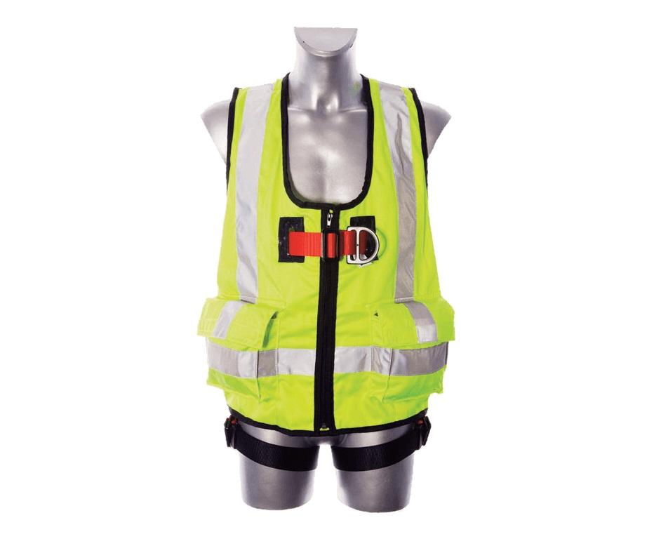 Safety Harness Hi-Vis