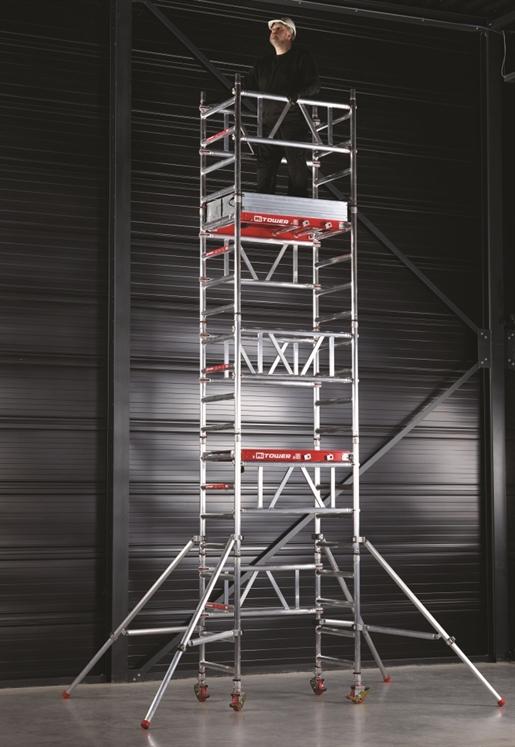 Mi-Tower One Man (4m)
