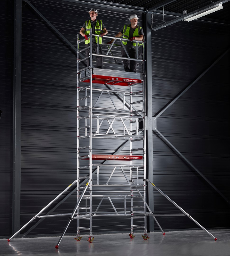 Mi-Tower - Two man 4m