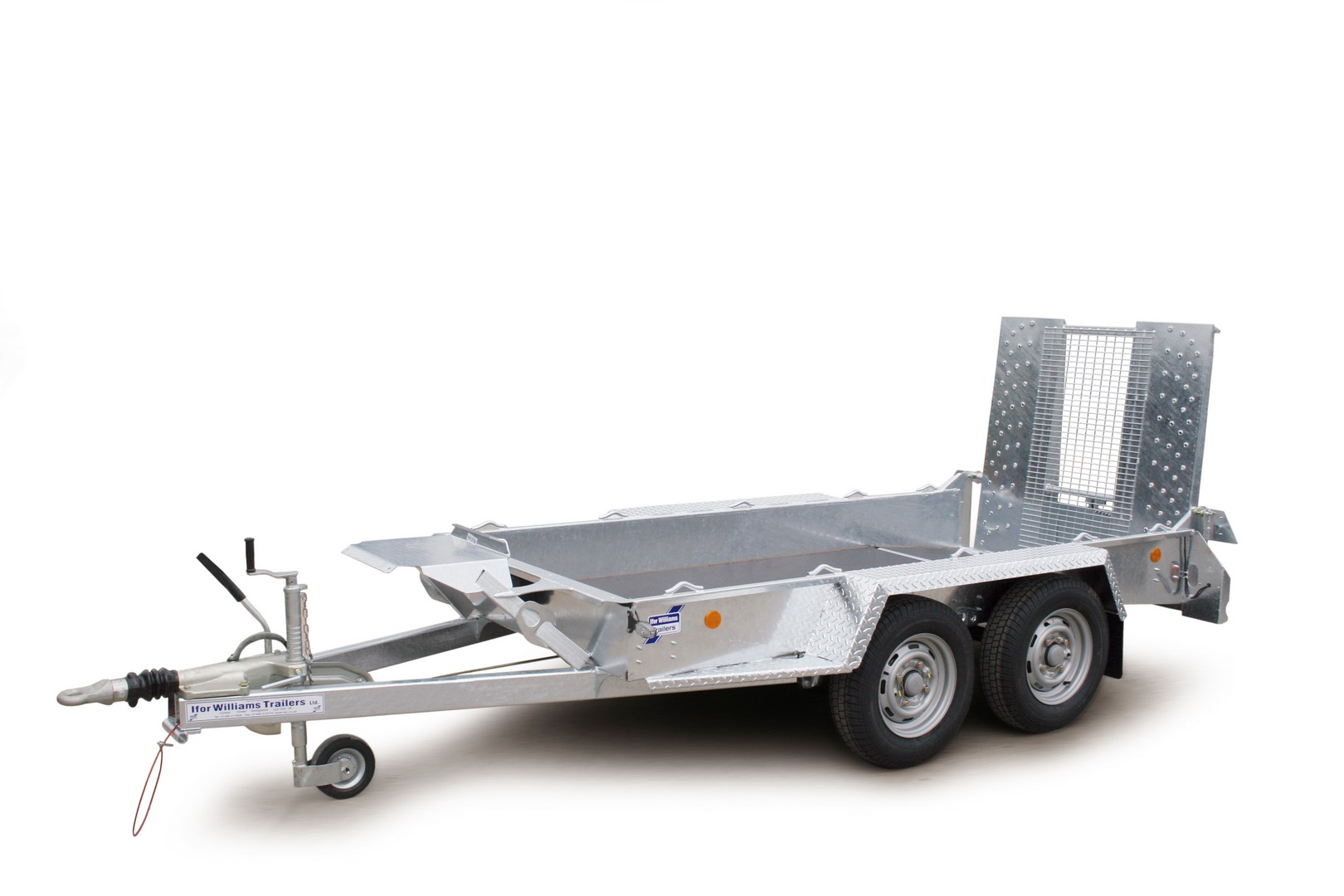 Indespension AD2800 Plant Trailer 2750Kg Capacity