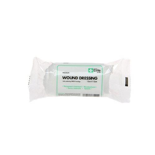 First Aid Wound Dressing 18Cm X 18Cm