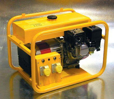 Generator For Link Lights 3kva