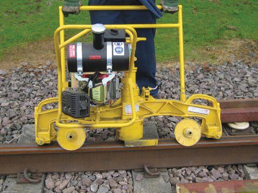 Rail Grinder Geismar MP12
