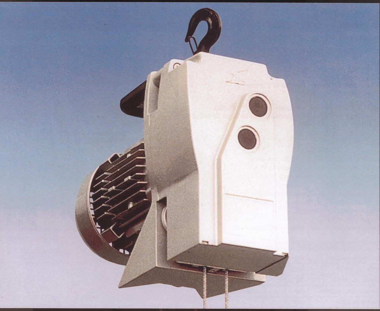 Minifor Hoist - TR50 500kg SWL